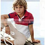 2014 New summer boys and girls polo sets kids fashion short sleeve clothing sets baby outfits
