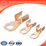 OT type wire copper cable lug