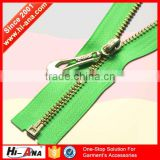 Over 800 partner factories metal zipper prices,rose gold zipper manufacturer,jacket zipper