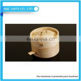 Chinese bamboo dumpling Steamer Basket Portable Food Steamer Set