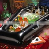 Inflatable Coffin Halloween Cooler Buffet