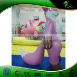 Inflatable Fox Real Toys Custom Cartoon Character Costume Foxhound Inflatables Tod Suit Balloon Factory Price