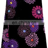 New designs african velvet lace fabric for women dresses