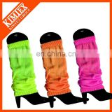 Colorful Custom Winter Leg Warmers To Keep Slim and Warm