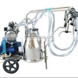 Newest Electric Piston Portable Cow Milking Machine Price goat milking machine delaval milking machine