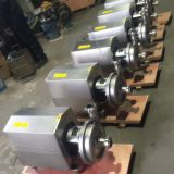 SCP Stainless steel sanitary pump