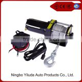 Winch Electric 12V Kit ATV,Electric Cable Boat Winch,wireless remote ATV winch