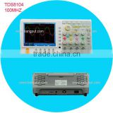 low price 4 Channel 8 inch color touch screen digital storage oscilloscope 200mhz digital oscilloscope