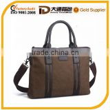 Canvas bags, document bags, business documents, computer bags, restore ancient ways, man portable one shoulder inclined shoulder