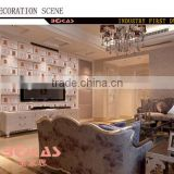 Soundproof,Heat Insulation,Mould-Proof,Fireproof Function and Wallpapers Type decorative 3d wall panels