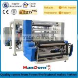 fully automatic high speed tri-layer/five-layer pe cast stretch film extrusion line Machine