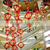 plate carve chinese style hang festival Decorations