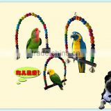Small parrots chew toys swing climb pet supplies wholesale