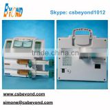Veterinary Double Channel Surgical Instrument automatic Syringe Pump for critical care with CE & ISO certification