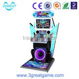 2014 Cheap funny indoor music play game machine