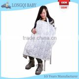 NC-TN-022 knitted breatheable stretchy multi-use wholesale application women breastfeeding dress