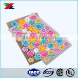 Multicolor Custom Printed label for children ; Custom printed Affixed Stickers ,Paste paper stickers