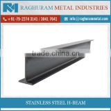 Good Quality Lowest Rate Stainless Steel H Beam for Industrial use