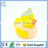 Wholesale Fashion Style Rubber Kids Bath Toys Duck