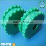 OEM and ODM plastic cnc machining star gears wheel partscnc plastic products uhmw-pe gear