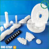 Injection moulding engineering plastic high density HDPE polyethylene screw sheet products