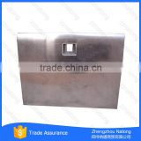 yutong spare parts custom made steel doors bus steel