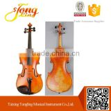 Antique violin Italy material oil varnish handmade violin old violin TL007-3