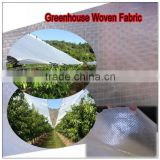 Hot sale good quality clear transparent pe tarpaulin for greenhouse woven fabric with waterproof and Uv treatment