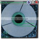 stone polishing disc for marble and granite grinding,buff grinding disc for stone slab polishing