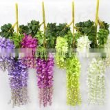 handmade artificial flower wisteria wedding decoration home decoration