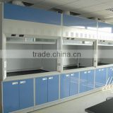 medical lab test equipment chemical fume hood