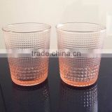 glass cup stickers glass cup and saucer 2014 football world cup beer glass