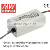 16w MW led Constant Current driver APC-16-350 / APC-16-700                                                                         Quality Choice