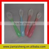 shenzhen wholesale unbreakable silicone baby soup spoon
