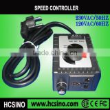 230V AC Electric Motor hydroponic fan speed controller variable speed controller                                                                         Quality Choice