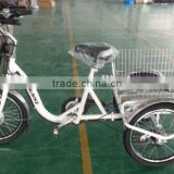 350w 3 wheel electric bike cargo