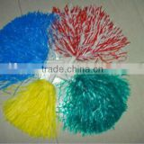 cheering pom pom/tinsel pom pom/cheering products