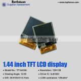 tft lcd controller board 1.44inch 128*128 resolution 1.44inch tft