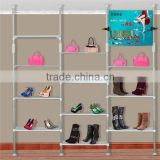 huohua no need to open hole on the wall free assembly shoe racks for boots