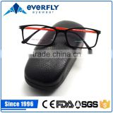 MERRYSTORE Fashion Men Women Sport TR90 Eyeglasses Frames Unisex Optical Glasses PC Computer Radiation Brand Eyewear