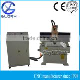 Small CNC Router with 2.2KW Water Cooling Spindle/Stepper Motor/Rack Transmission/DSP Controller/T Slots Table