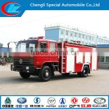 CHINA manufacture fire fighting foam truck DONGFENG fire fighting truck for sale hot sale euro 3 fire truck