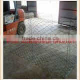 hot dip galvanized or pvc coated cabion mesh / Hexagonal wire Mesh / Gabion box made in China