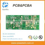 Electronic FR4 35um 1 oz 4 layer pcb &pcba circuit board assembly manufacturer in china