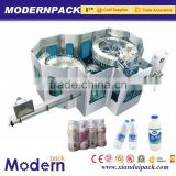 Automatic bottled water filling production line -3 in1 filling machinery
