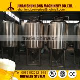 China time-honoured brand Shunlong brewing equipment with cip system and water treatment machine