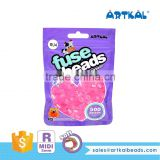 Colorful Artkal Beads Soft Midi R-5mm Plastic Beads Toys For Kids RB500P-UV