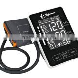 Portable Home Digital Arm Blood Pressure Monitor, Heart Beat Meter, with LCD Display and 4X30 memories ORA818