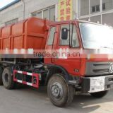 15cbm rear loader garbage truck