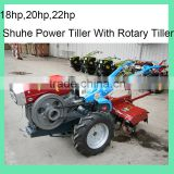 Inquiry about 18hp Shuhe Power Tiller Used in Uganda
